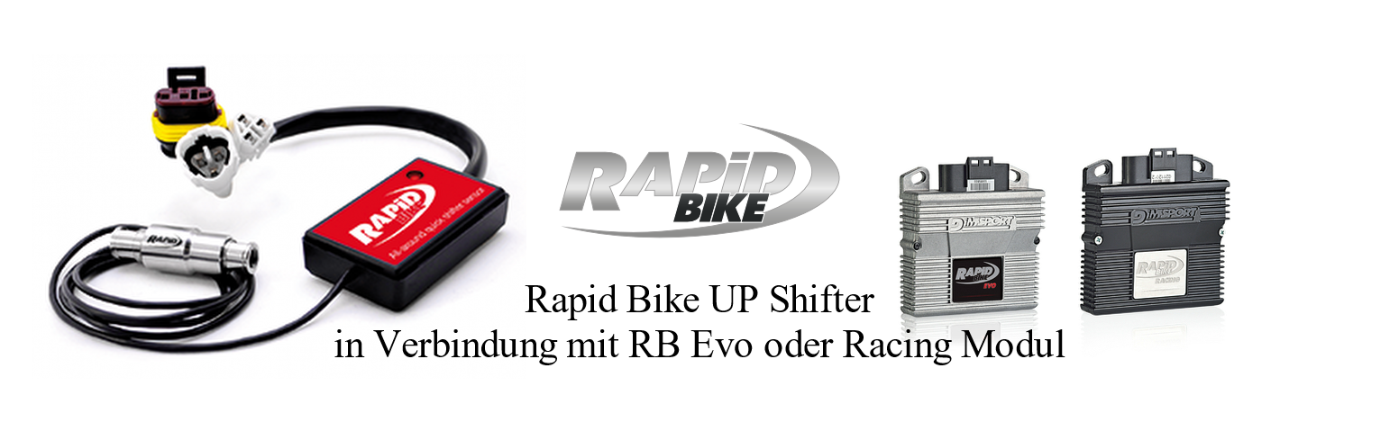 Up Shift Assist - für RB Evo & Racing