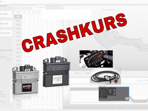 Anwenderschulung / Crashkurs: BASIC & ADVANCED für Besitzer von Rapid Bike Modulen