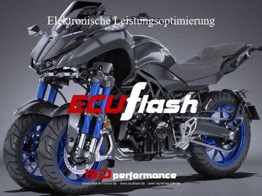 ECUflash Yamaha Niken 850 GT