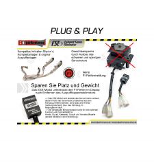 ESE (Exhaust Servo Eliminator) Honda (01)
