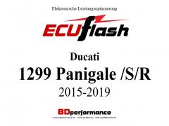 ECUflash - Ducati 1299 Panigale