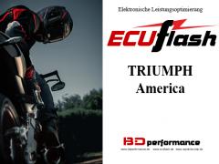 ECUflash - Triumph America / Euro 3
