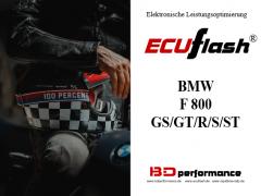 ECUflash - BMW F800 GS / GT / R / S / ST - siehe bitte Details