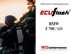 ECUflash - BMW F700 /GS - siehe bitte Details