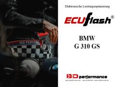 ECUflash - BMW G 310 GS