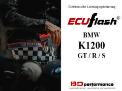 ECUflash - BMW K1200 GT/R /S - siehe bitte Details