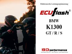 ECUflash - BMW K1300 GT/R/S - siehe bitte Details