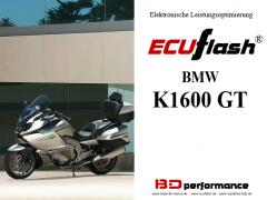 ECUflash - BMW K1600 GT - siehe bitte Details