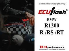 ECUflash - BMW R1200 R /RS /RT - siehe bitte Details
