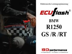 ECUflash - BMW R1250 GS /R /RT - siehe bitte Details