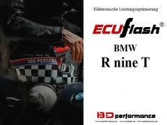 ECUflash - BMW R nine T - siehe bitte Details