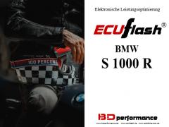ECUflash - BMW S 1000 R - siehe bitte Details