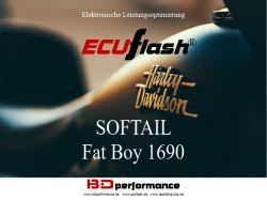 ECUflash - HD SOFTAIL Fat Boy 1690 - 64kW/87HP
