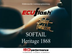 ECUflash - HD SOFTAIL Heritage 1868 - 64kW/87HP