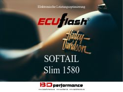 ECUflash - HD SOFTAIL Slim 1580 - 62kW/84HP