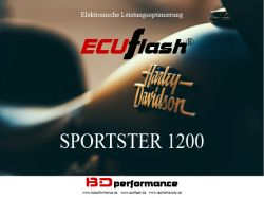 ECUflash - HD Sportster 1200