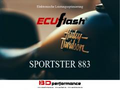 ECUflash - HD Sportster 883