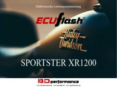 ECUflash - HD Sportster XR1200