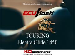 ECUflash - HD TOURING Electra Glide 1450