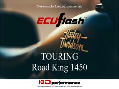 ECUflash - HD TOURING Road King 1450