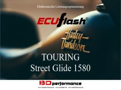 ECUflash - HD TOURING Street Glide 1580