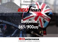 ECUflash - Triumph Bonneville 865/900cm³