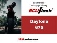 ECUflash - Triumph Daytona 675 - siehe bitte Details