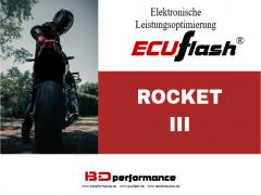 ECUflash - Triumph Rocket III - siehe bitte Details