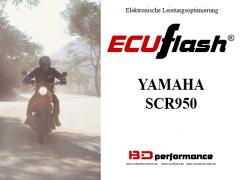 ECUflash Yamaha SCR950