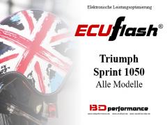 ECUflash - Triumph Spriint 1050 - siehe bitte Details