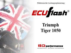 ECUflash - Triumph Tiger 1050 - siehe bitte Details