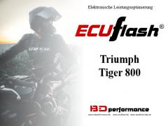 ECUflash - Triumph Tiger 800 - siehe bitte Details