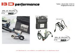 RB RACING  Triumph Street Triple 765 R / S / RS / BJ 20->21