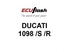 ECUflash - Ducati 1098 /S /R