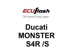 ECUflash - Ducati MONSTER S4R /S
