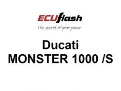 ECUflash - Ducati MONSTER 1000 /S
