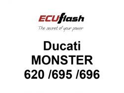 ECUflash - Ducati MONSTER 620 /695 /696