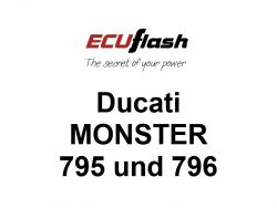 ECUflash - Ducati MONSTER 795 /796