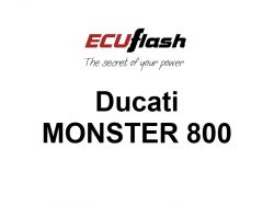 ECUflash - Ducati MONSTER 800
