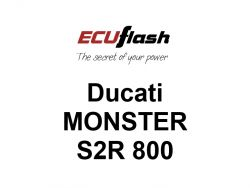 ECUflash - Ducati MONSTER S2R 800