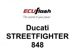 ECUflash - Ducati STREETFIGHTER 848