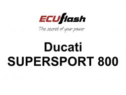 ECUflash - Ducati SUPERSPORT 800