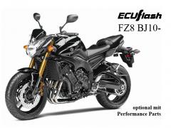 ECUflash Yamaha FZ8, BJ 2010-