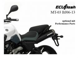 ECUflash Yamaha MT03 ab BJ06-13