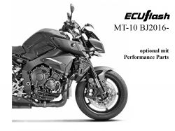 ECUflash Yamaha MT10 ab BJ16-