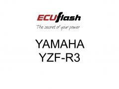 ECUflash Yamaha R3 BJ15-17