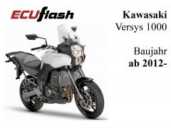 ECUflash KAW Versys 1000  BJ 2012-2015