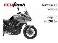 ECUflash KAW Versys 650  BJ 2015-