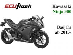 ECUflash KAW Ninja 300