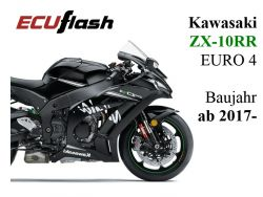 ECUflash KAW  ZX10RR  BJ 2017- (EURO4)